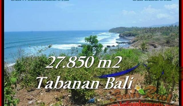 INVESTASI PROPERTY, JUAL TANAH MURAH di TABANAN BALI TJTB229