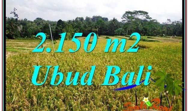 JUAL TANAH di UBUD TJUB606