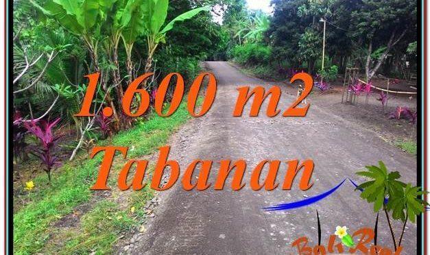DIJUAL MURAH TANAH di TABANAN BALI TJTB337