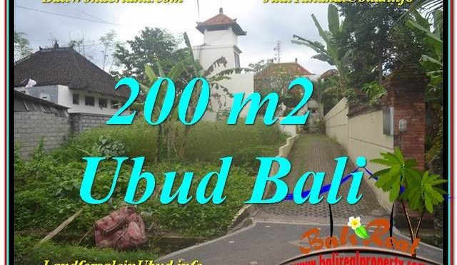 TANAH DIJUAL MURAH di UBUD 2 Are di Sentral / Ubud Center
